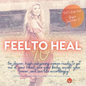 Feel to Heal 1.0